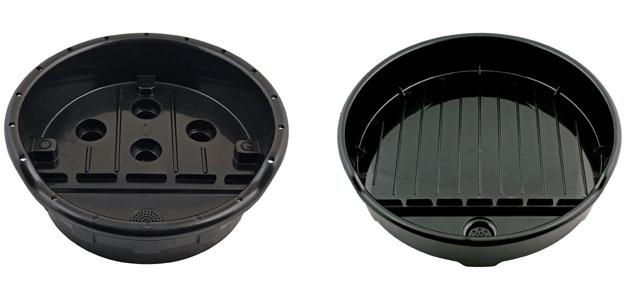 Laser Tools – Oil drum drain pans