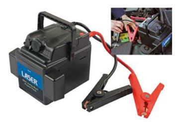 Laser Tools – Mini Jump Start Power Pack