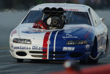Double Take – Twin racing challenge for Lucas Oil