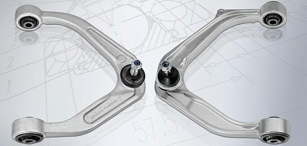 MEYLE-HD – Control arm to fit four Alfa Romeo models