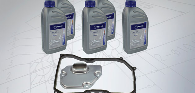 MEYLE – Oil change kits for automatic transmissions