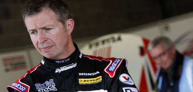Valvoline announces partnership deal with Touring Car champion Matt Neal