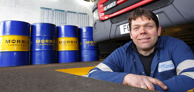 Truck racing ace star attraction at CV Show