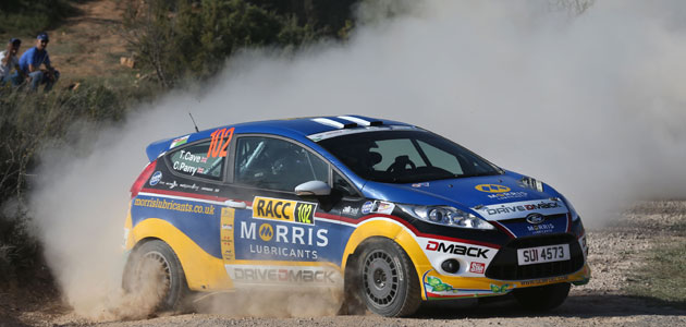 Morris Lubricants joins forces with top rally trophy