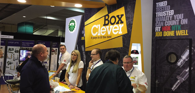 NGK announces BoxClever prize draw