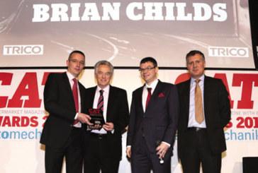 Former NGK Deputy MD receives prestigious accolade