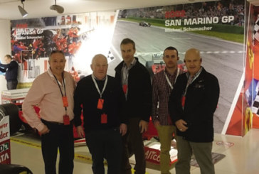 NGK customers visit Maranello