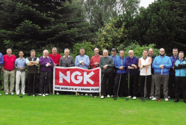 NGK hosts Northern Ireland Golf Day