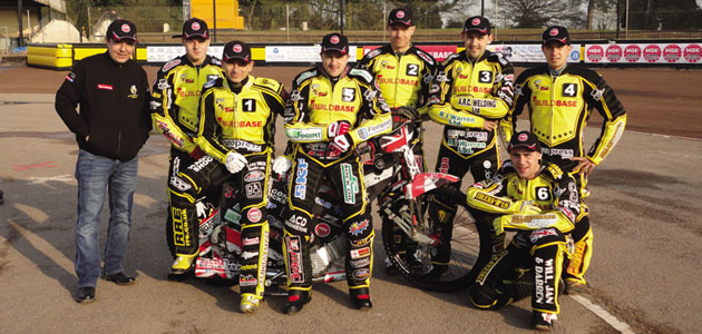 NGK backs Coventry Bees Speedway team