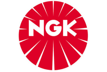 NGK supplies racing spark plugs to F1 teams