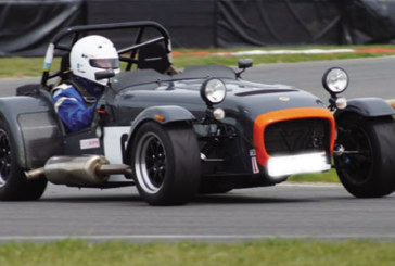 NGK helps out amateur motorsport enthusiast
