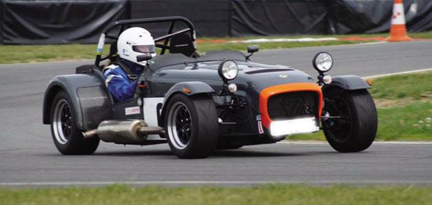 NGK helps out amateur motorsport enthusiast