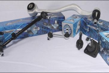 OPTIMAL – Steering & suspension range