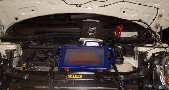 Product Test - CTEK MXTS70 battery charging/support unit