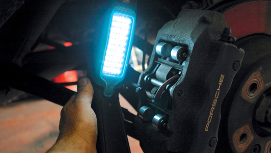 Product Test - Ring Automotive LED inspection lamp