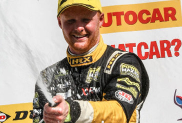 Power Maxed Racing claims first ever podium at Rockingham