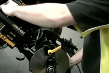 How to use the Pro-Cut on-car brake lathe
