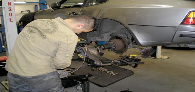Product case study - Pro-Cut brake lathe