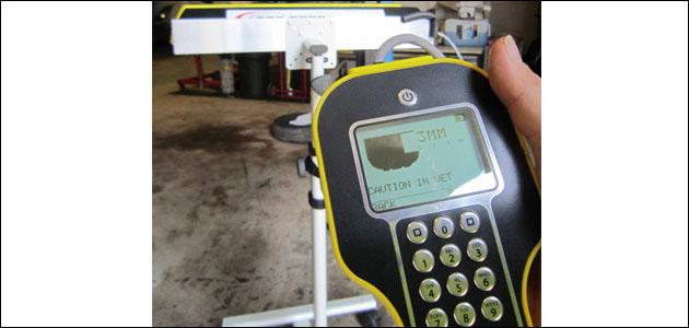 RL Automotive - Tyre wear diagnostic equipment