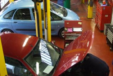 Garage equipment – what type of insurance do you need?