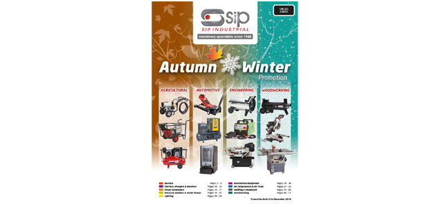 SIP launches Autumn/Winter promotion