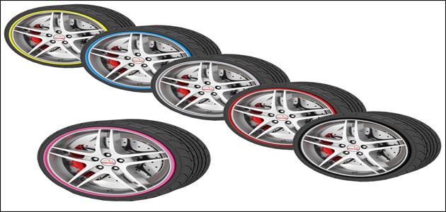 Saxon - Alloy wheel protectors