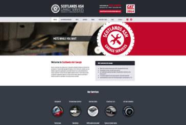 Scotlands Ash Garage launches brand new website