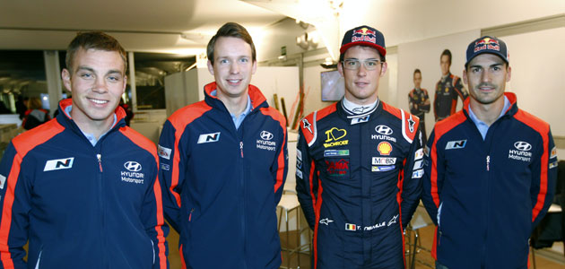 Hyundai Motorsport to surprise Shell customers ahead of Wales Rally GB