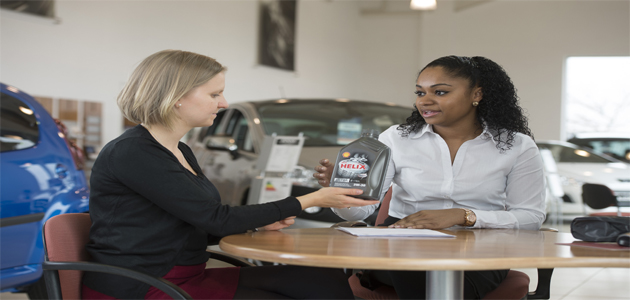 Independent garages take advantage of Shell loyalty scheme