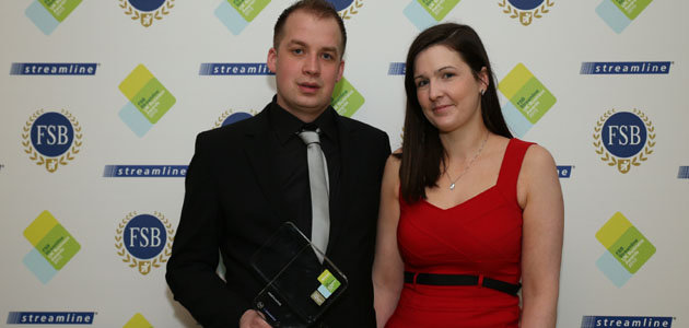 Enterprising mechanic wins national business award