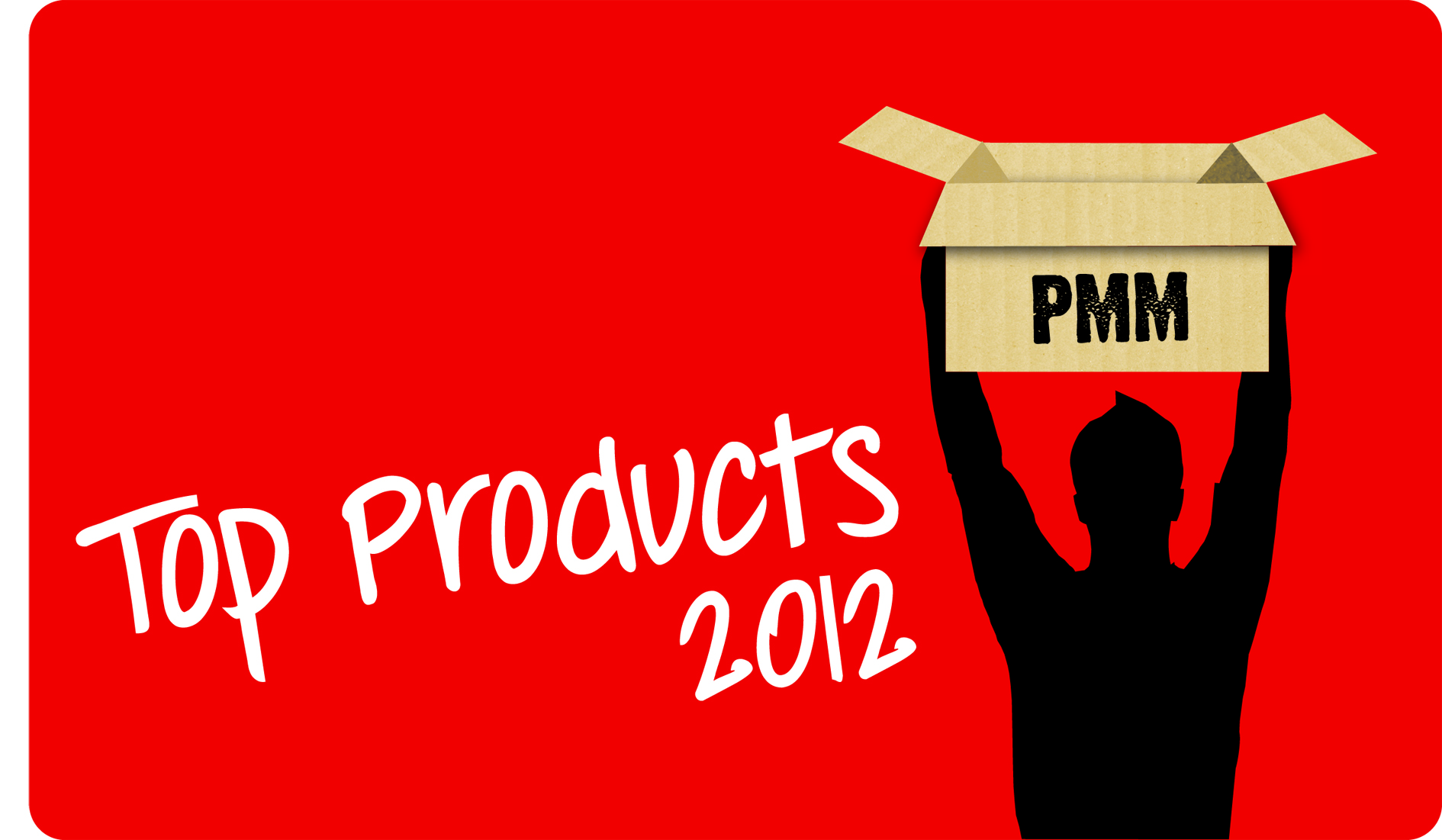 PMM Top Products 2012 - our innovation celebration