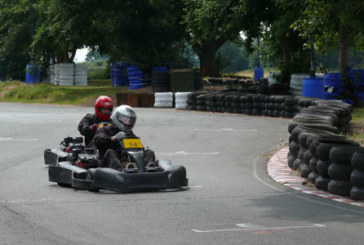 Karting challenge shows off technician race skills