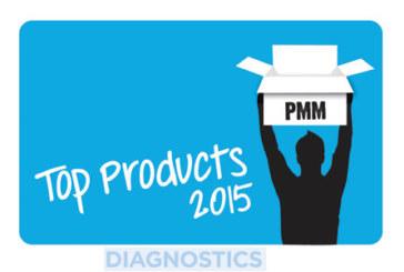 Top Products 2015 – Diagnostics