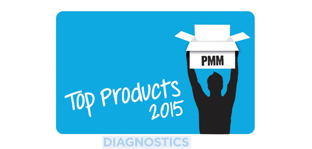 Top Products 2015 - Diagnostics
