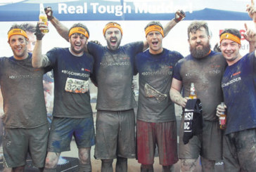 PMM completes Tough Mudder