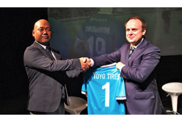 Toyo Tires signs partnership with FC Zenit