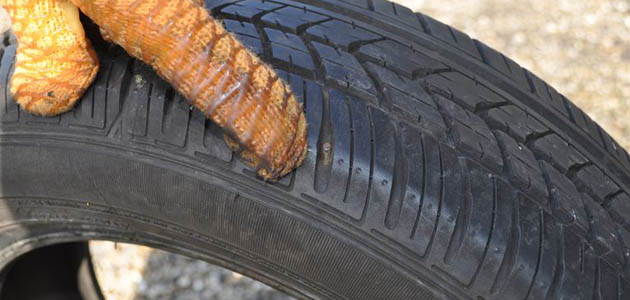 Fake Britain reports on the dangers of buying part worn tyres