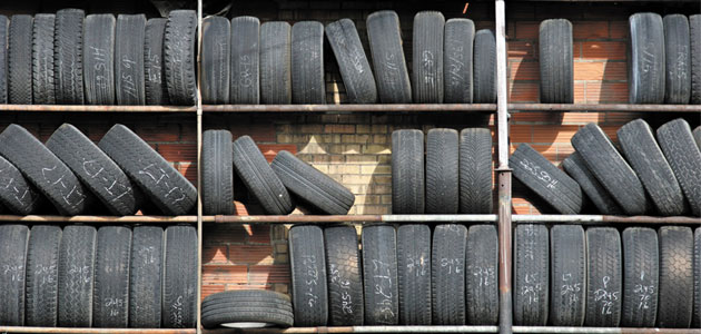 Largest ever nationwide part worn tyre investigation reveals alarming results