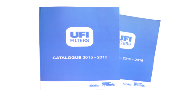 UFI Filters - 2015 Filtration catalogues