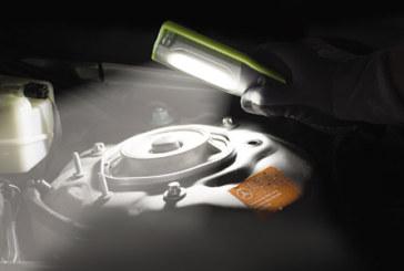 Unilite – USB rechargeable inspection light
