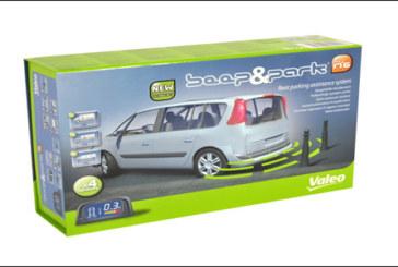 Valeo – Beep&park kit