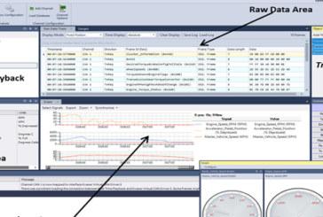 Warwick Control – CAN diagnostic tool