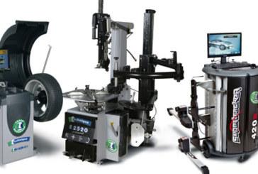 Trade Garage Equipment – 'Big Three' wheel care products