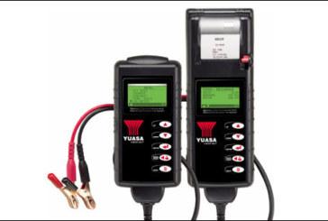 Yuasa Battery Sales (UK) – Battery analysers