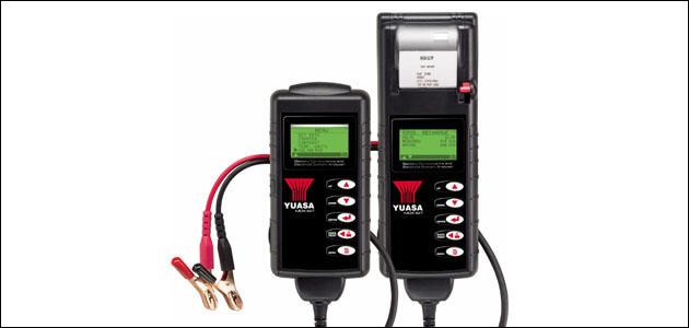 Yuasa Battery Sales (UK) - Battery analysers