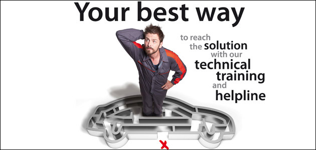 Job vacancy: Technical Helpline Operative (Automotive Industry)