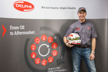 Delphi and The Parts Alliance to sponsor three times British Touring Car Championship winner Matt Neal