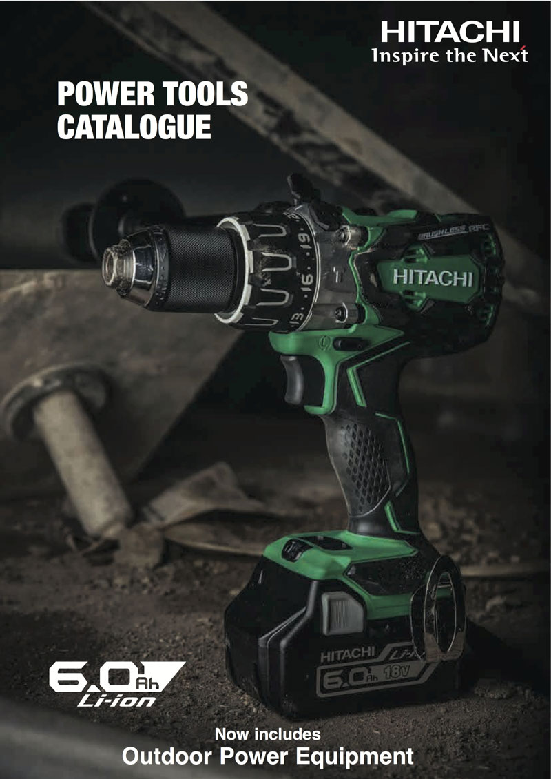 Product Catalogue Hitachi Power Tools Professional