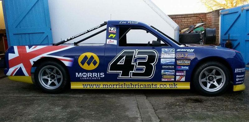 Morris Lubricants to enter British Pickup Truck series