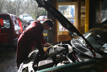 What's wrong with working in the automotive sector?